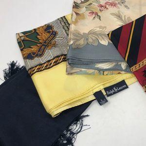 Ralph Lauren silk scarves head  scarves  bundle